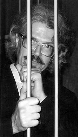 Edward Limonov in court