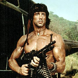 Rambo returns
